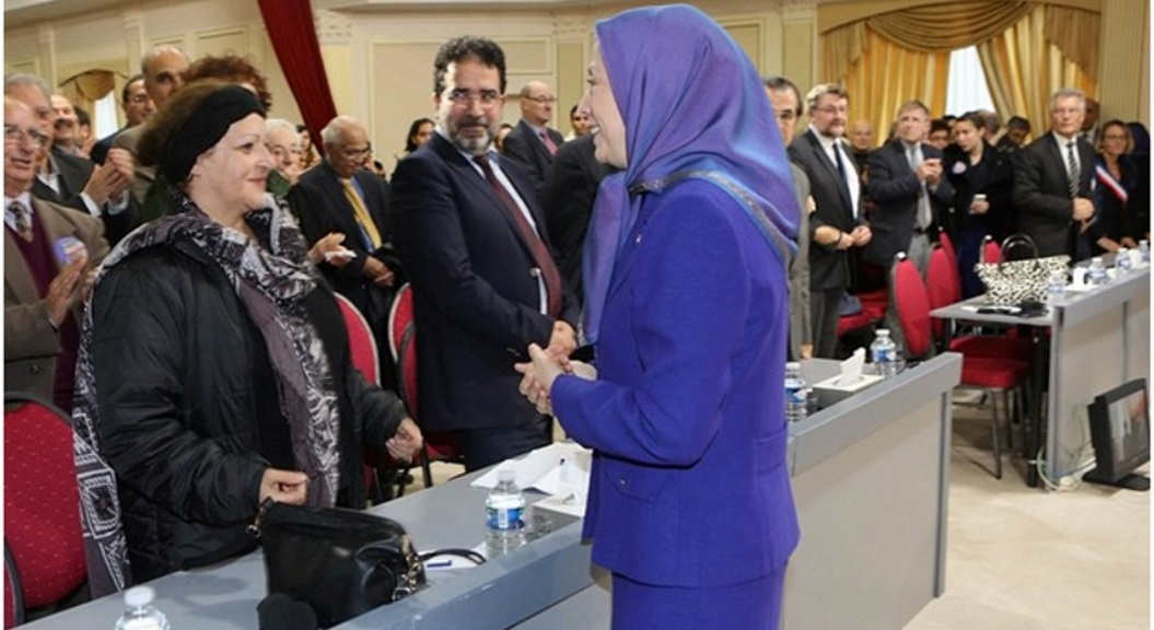 Iranian, Muslim and French Political Personalities