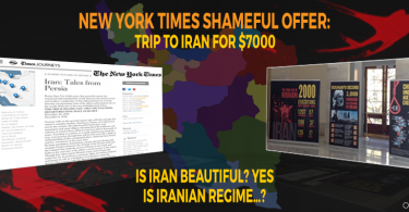 New York Time's Tales from Persia