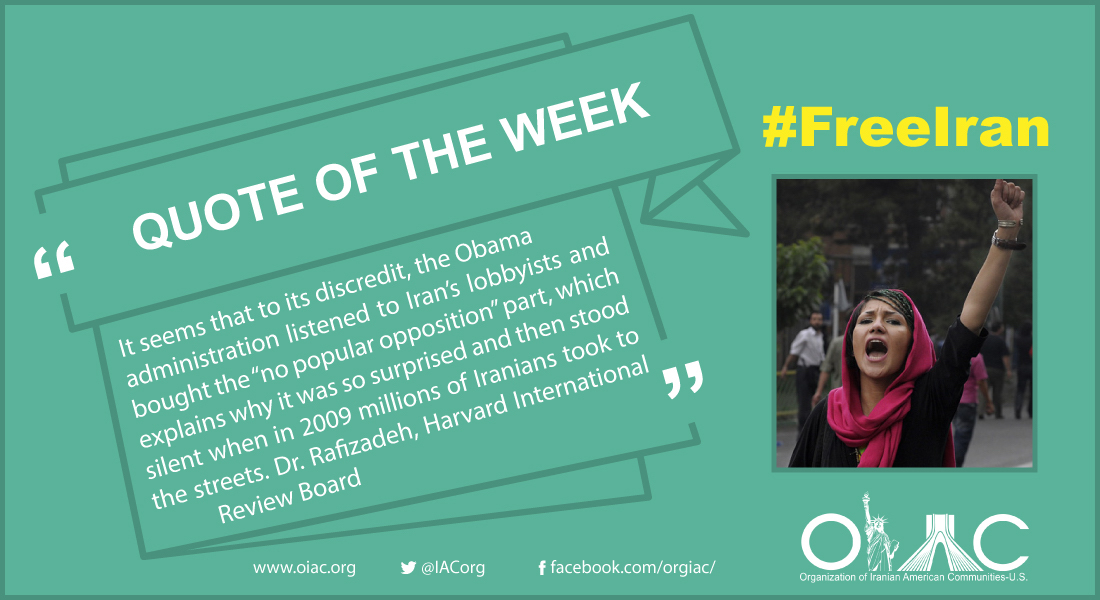 OIAC-US | Quote of the Week