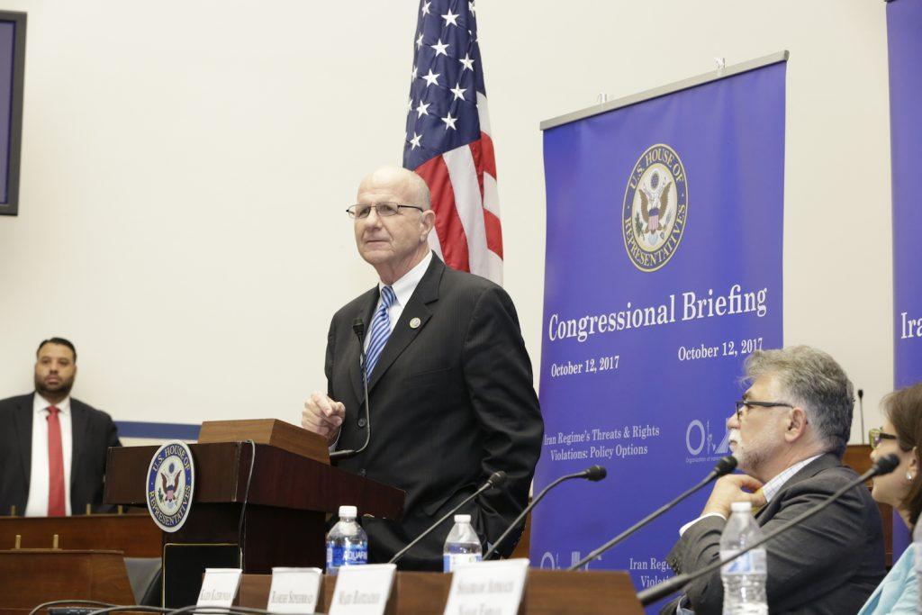 Congressional Briefing 117