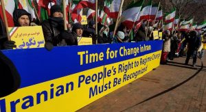 Rally in Support of Iranian, 2018