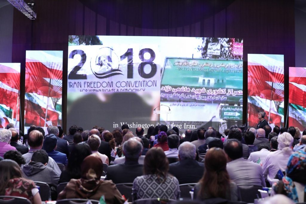2018 Iran Freedom Convention 15