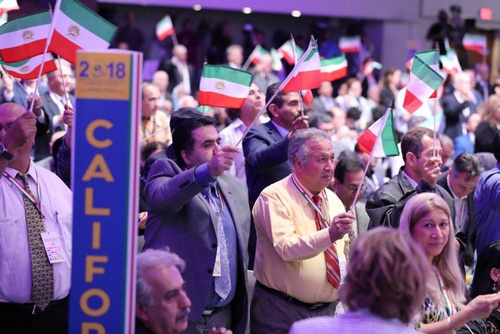 2018 Iran Freedom Convention 17