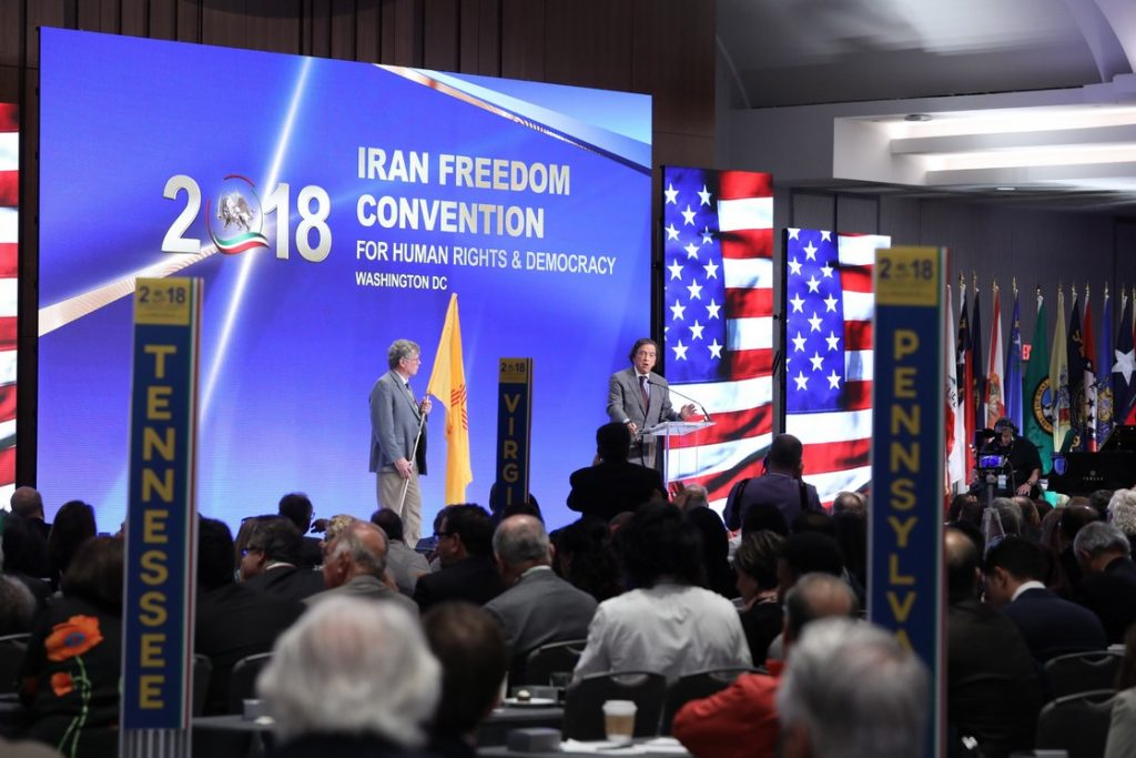 2018 Iran Freedom Convention 18