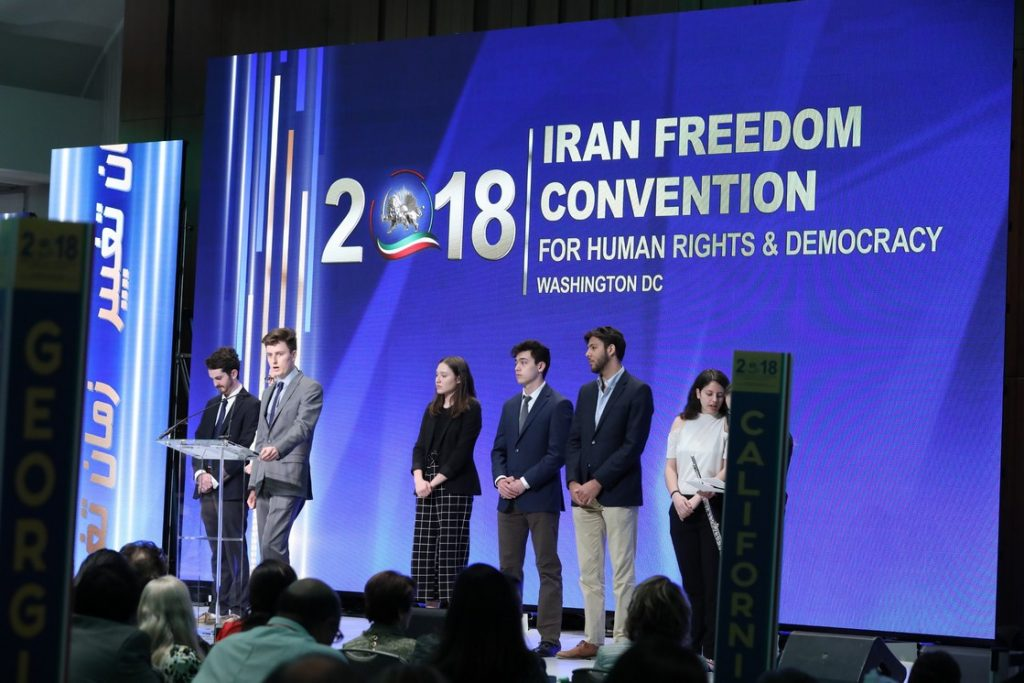 2018 Iran Freedom Convention 25