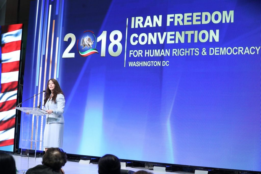 2018 Iran Freedom Convention 26
