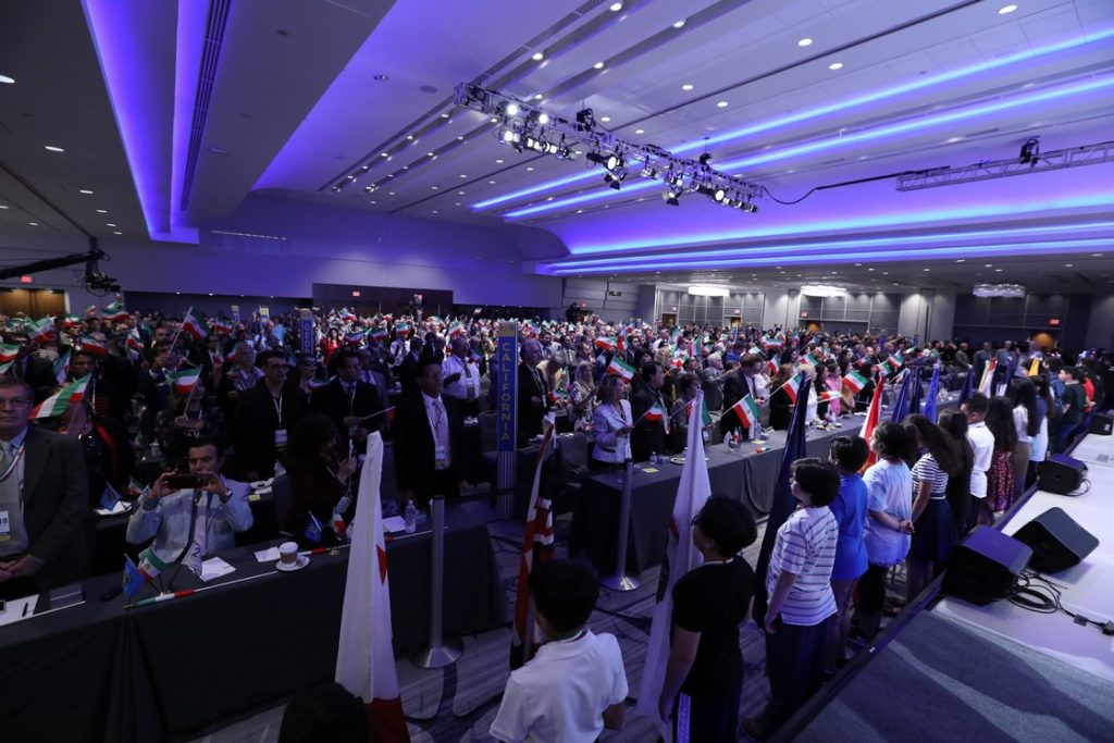 2018 Iran Freedom Convention 34