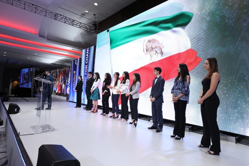 2018 Iran Freedom Convention 35
