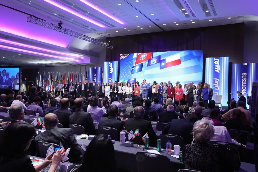 2018 Iran Freedom Convention 40