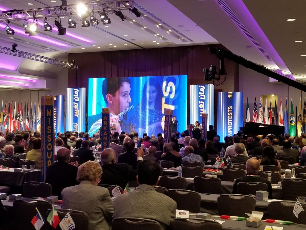 2018 Iran Freedom Convention 44