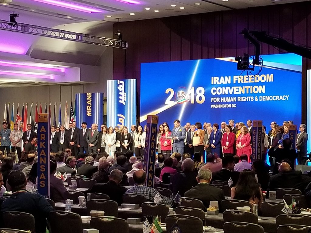 2018 Iran Freedom Convention 46