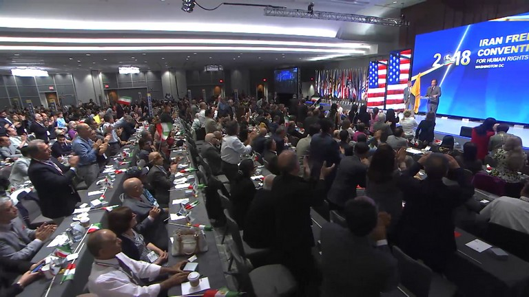 2018 Iran Freedom Convention 48