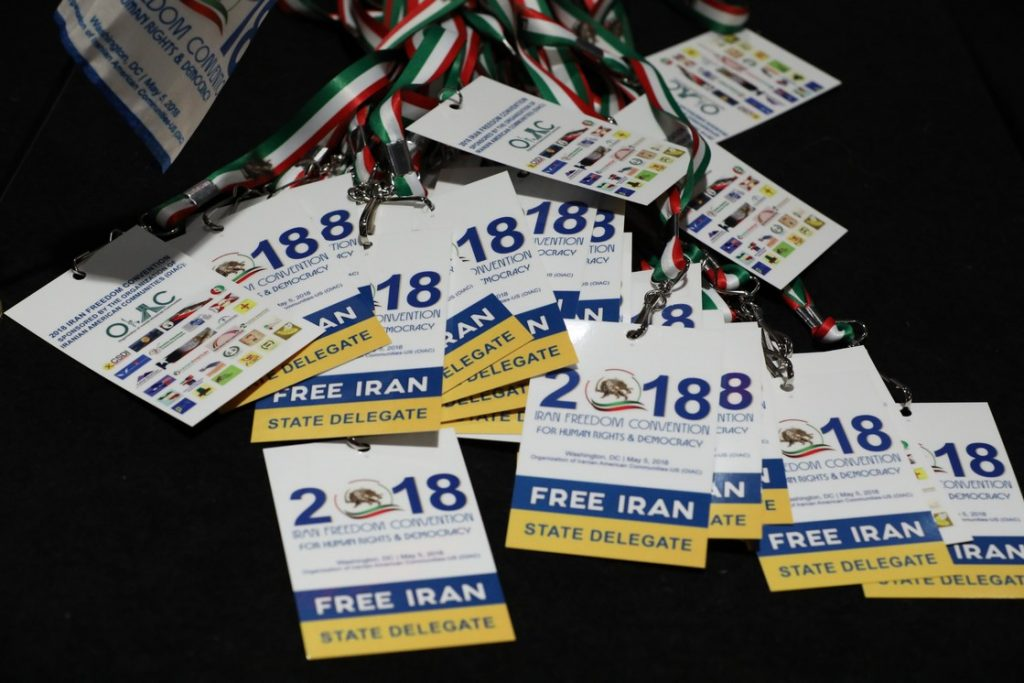 2018 Iran Freedom Convention 52