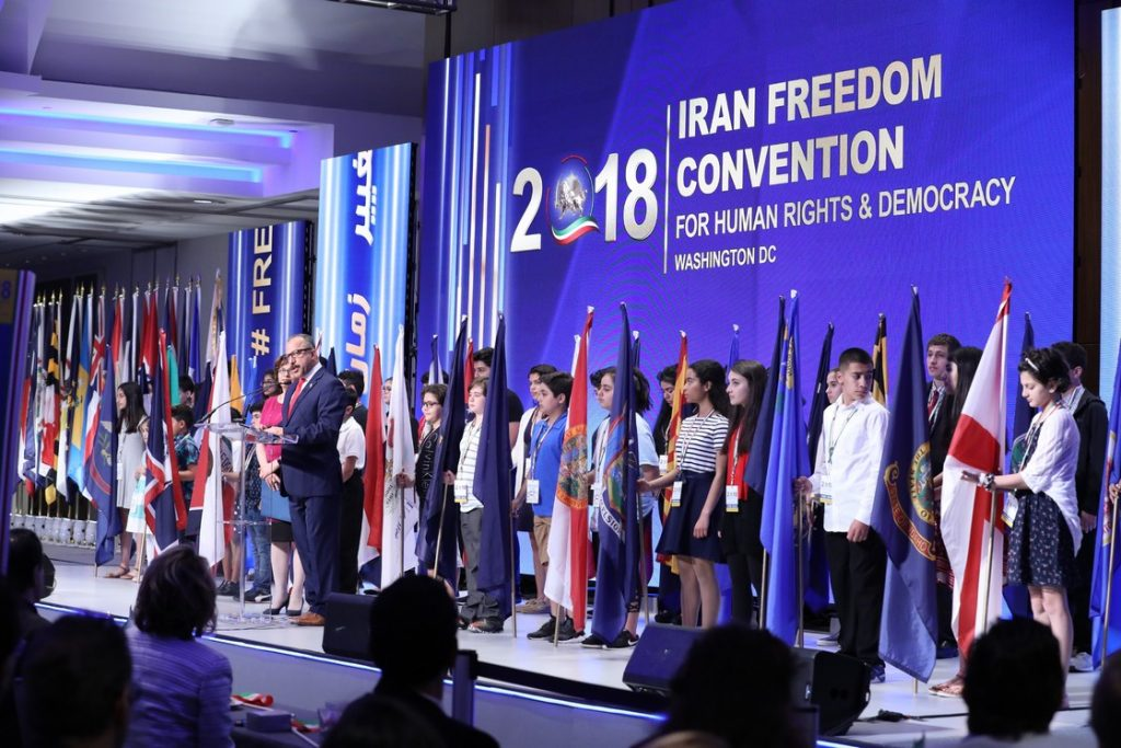 2018 Iran Freedom Convention 7