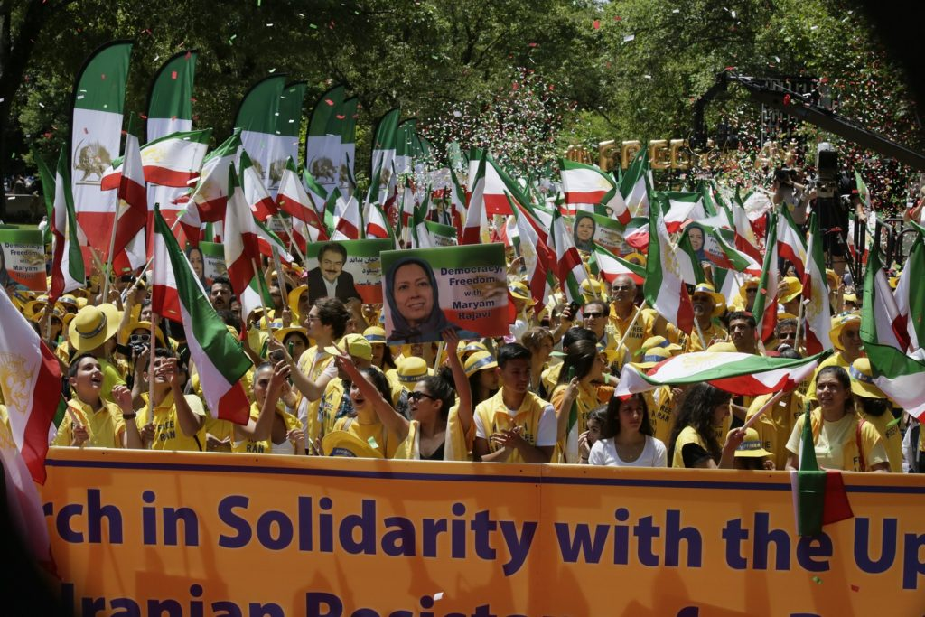 Solidarity March 2019 - Iranian American Communities Solidarity March with Iranian People for Regime Change - June 21, 2019 - Washington DC across DOS and White House (34)