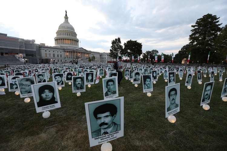 10_OIAC Iran Human Rights Exhibition, U.S. Capitol Hill, Sept 12, 2019