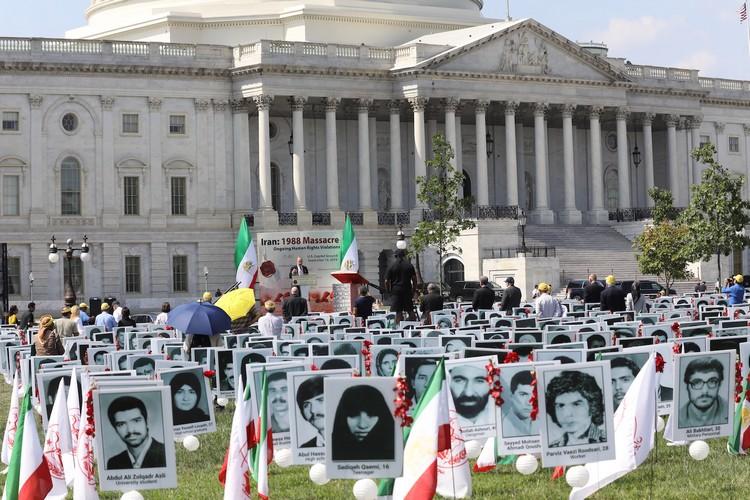 27_OIAC Iran Human Rights Exhibition, U.S. Capitol Hill, Sept 12, 2019.J