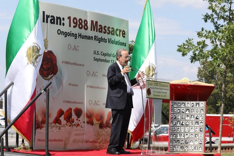 28_OIAC Iran Human Rights Exhibition, U.S. Capitol Hill, Sept 12, 2019.J