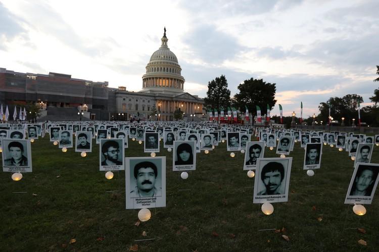 36_OIAC Iran Human Rights Exhibition, U.S. Capitol Hill, Sept 12, 2019.J