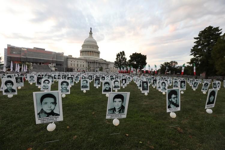 5_OIAC Iran Human Rights Exhibition, U.S. Capitol Hill, Sept 12, 2019