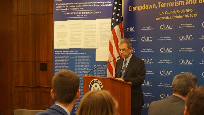 11- Mr. Babak Dadvand at OIAC Congressional Briefing 10_30_2019.