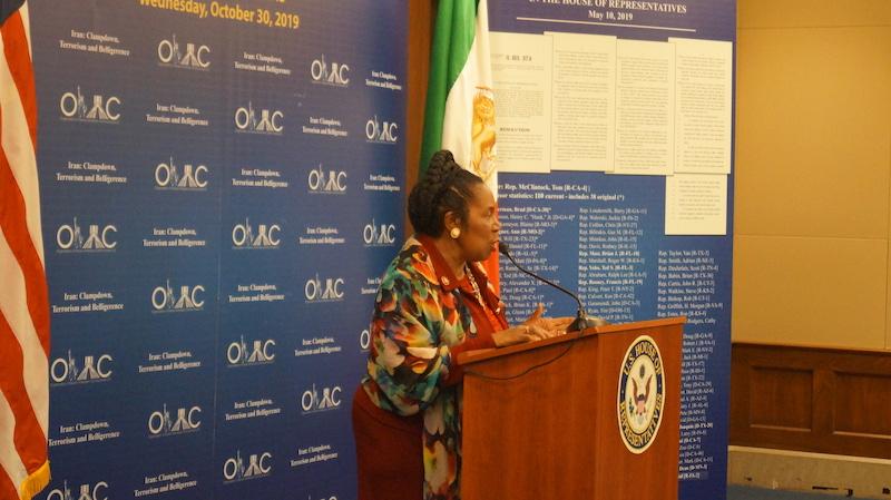 12- Rep. Sheila Jackson Lee (D-TX) at OIAC Congressional Briefing 10_30_2019.