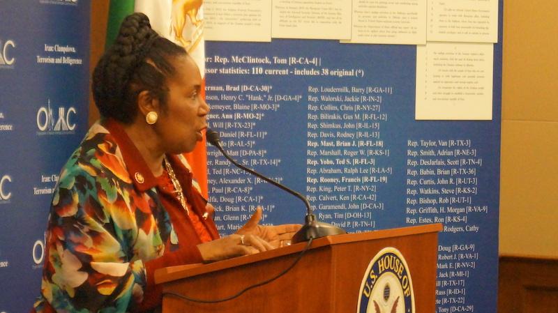 13- Rep. Sheila Jackson Lee (D-TX) at OIAC Congressional Briefing 10_30_2019.