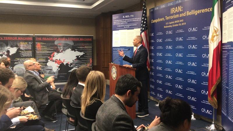 19-Chairman Hakeem Jeffries at OIAC Congressional Briefing 10_30_2019