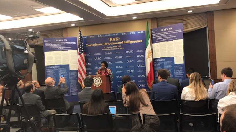 24-Rep. Sheila Jackson Lee (D-TX) at OIAC Congressional Briefing
