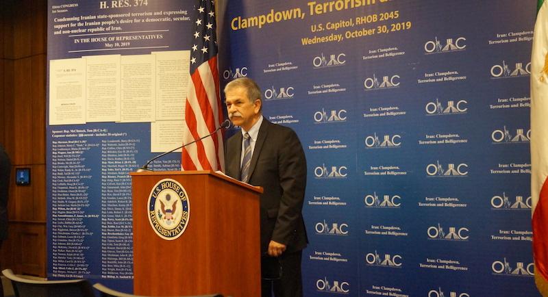 25- Mr. Babak Dadvand at OIAC Congressional Briefing 10_30_2019.