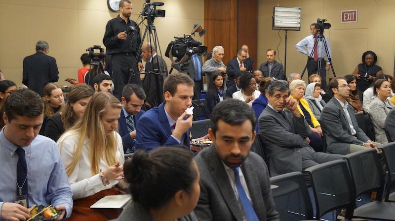 9- Dr. Majid Sadeghpour at OIAC Congressional Briefing 10_30_2019.