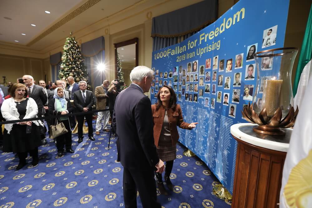 24-OIAC Capitol Hill Briefing on #IranProtests.