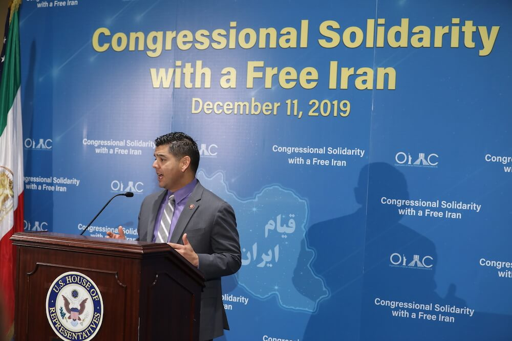 25-Rep. Raul Ruiz _OIAC Capitol Hill Briefing on #IranProtests.