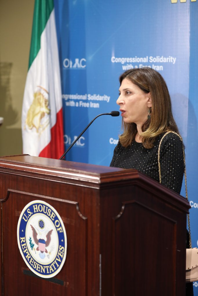 8- Dr. Ashraf Zadshir._OIAC Capitol Hill Briefing on #IranProtests