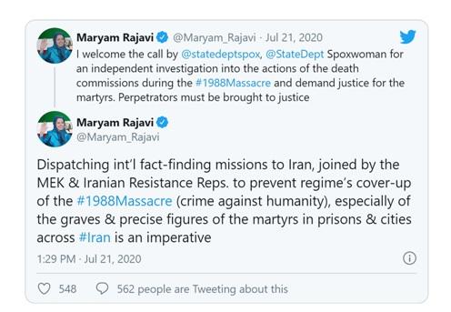 Iran Massacre