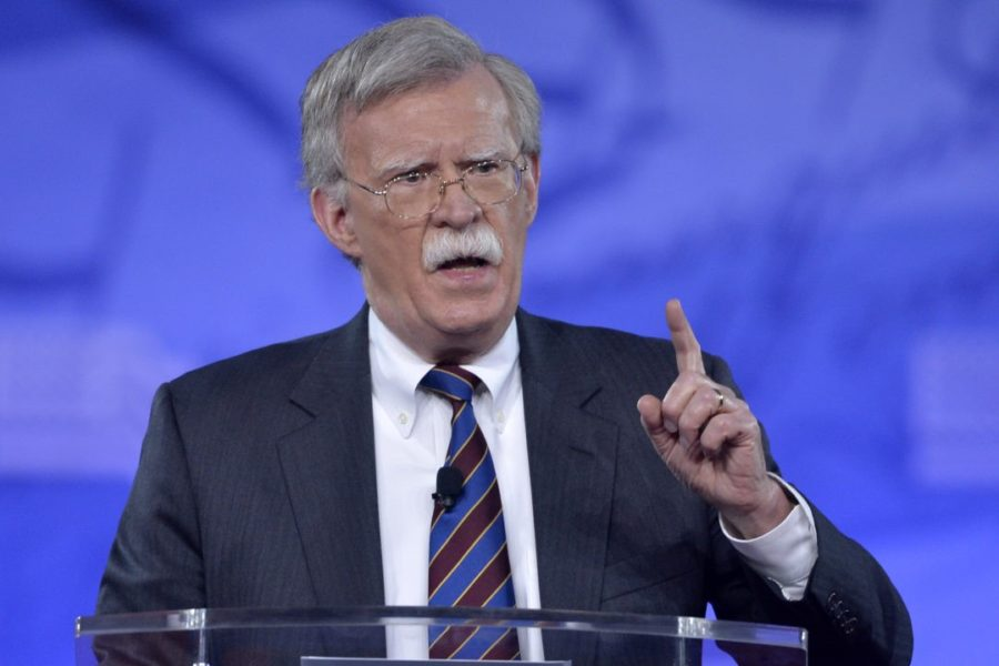 Bolton's fiery style reduces risk of war and promotes the Iranian people's desire for change