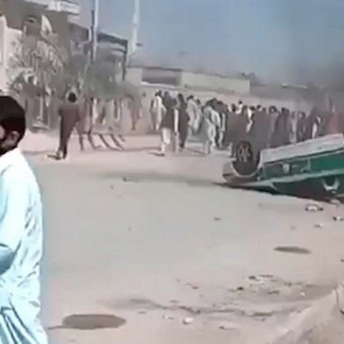 Growing Protests in Sistan-Baluchistan Echoes Iran's Cry for Freedom