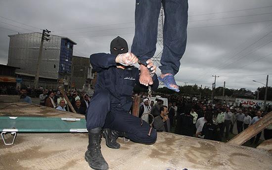 Capitol Punishment in Iran