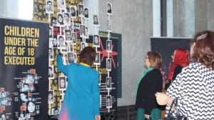 OIAC photo exhibition on the Hill