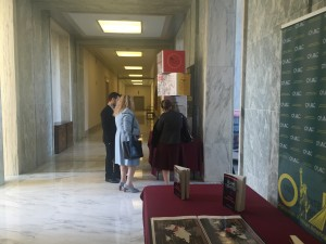 Members of Congress to OIAC Photo Exhibition
