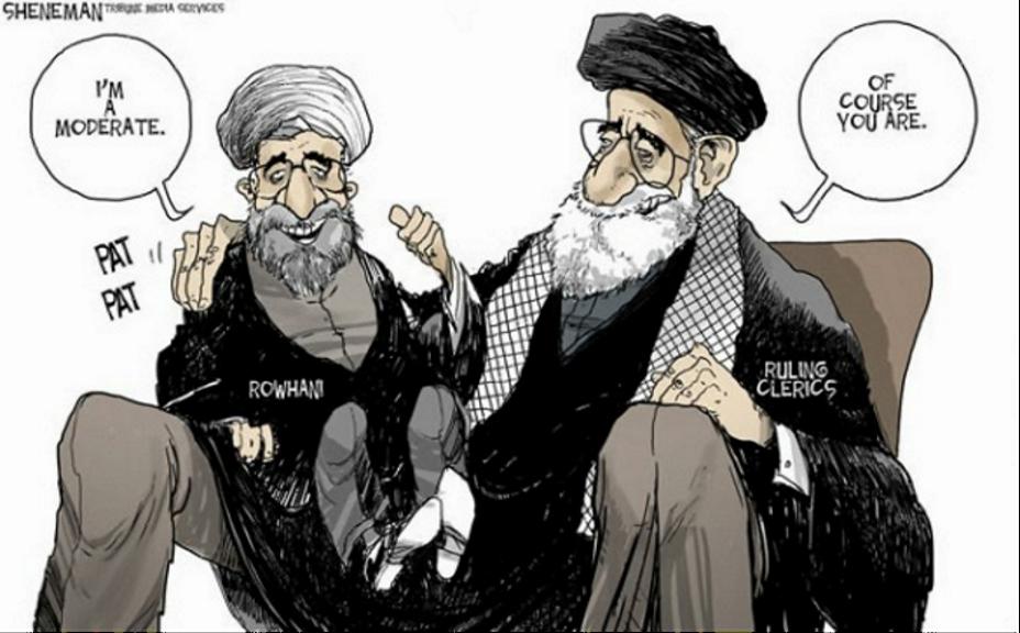iranian moderate