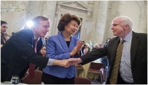 Nowruz in the Senate Draws Bipartisan Group
