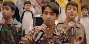 Iran Recruits Child Soldiers