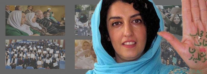 Mrs. Narges Mohammadi |Political Prisoner