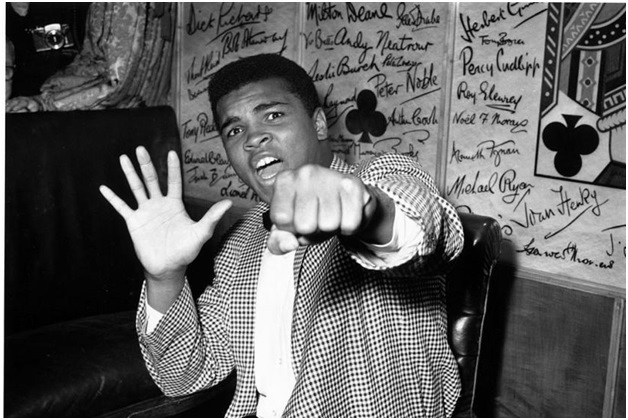 Muhammad Ali - Boxing Athlete