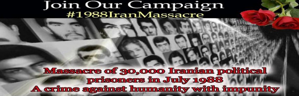 Massacre of 30,000 Political Prisoners in Iran, 1988