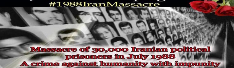 Talk With President Rouhani - 1988 Massacre