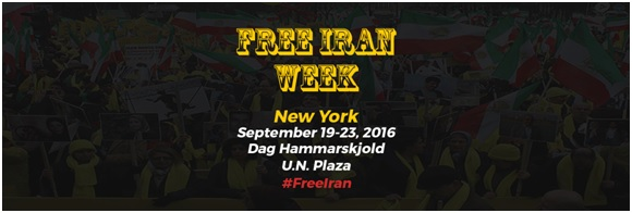 Free Iran Week, New York