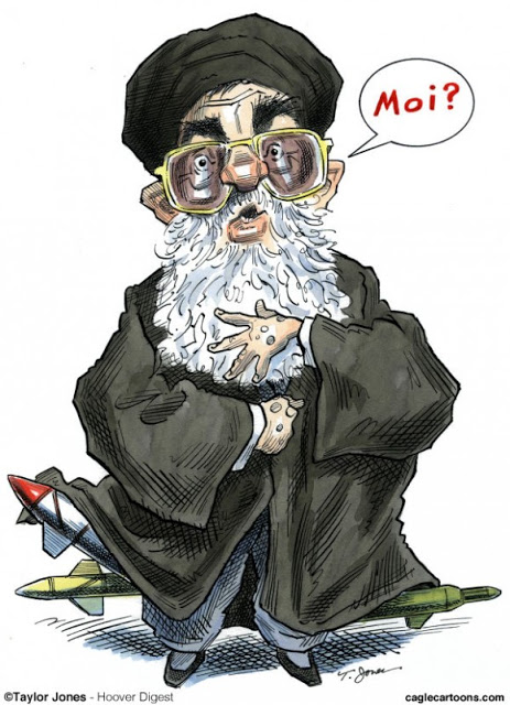 Problems with the Iran nuclear deal