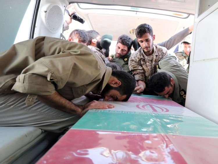 IRAN-SYRIA-CONFLICT-FUNERAL